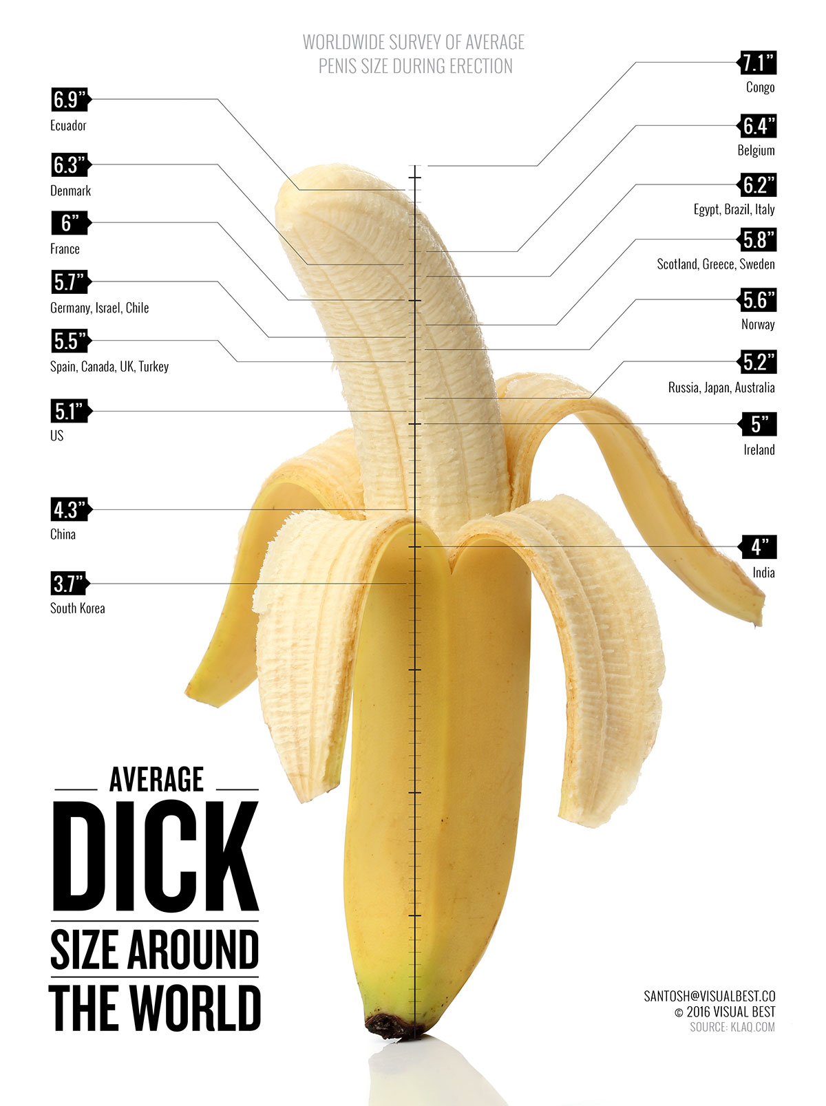 What is average length of a penis